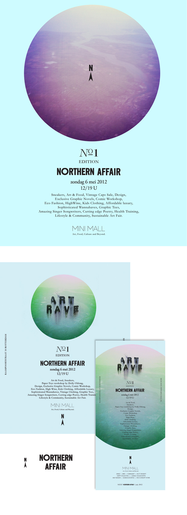Northern Affair Identiteit