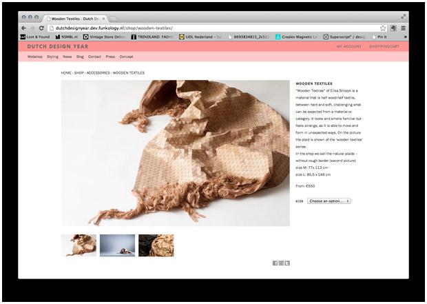 Webshop overzicht DDY2