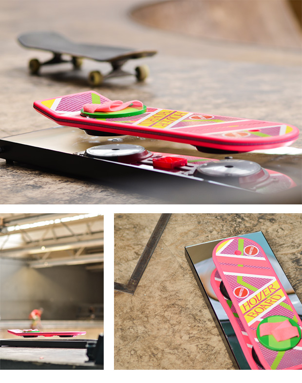 real hoverboard by crealev