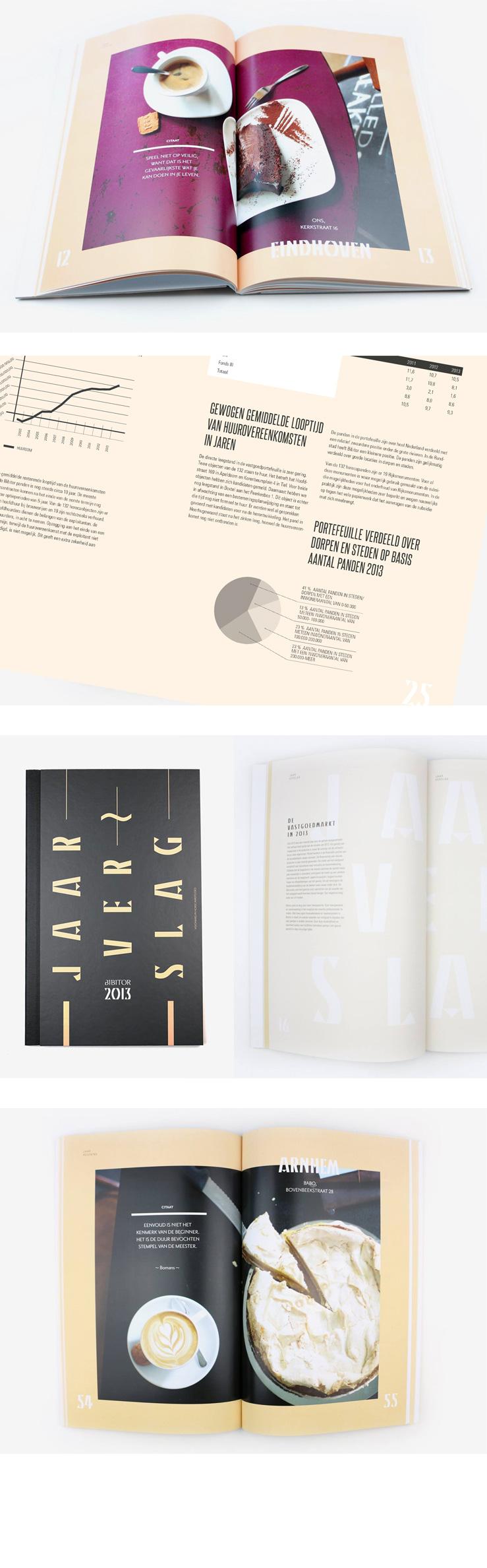 ontwerpen jaarverslagen